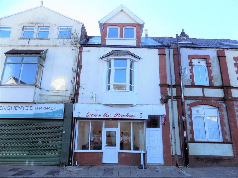 Commercial Street Senghenydd