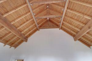Bedroom 5 Vaulted Ceiling