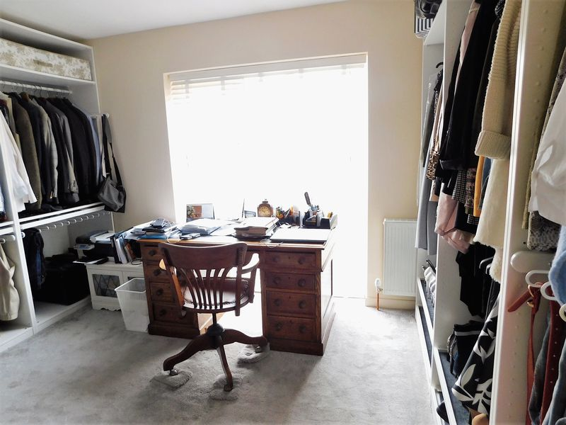 Dressing Room/Study (Former 3rd Bedroom)