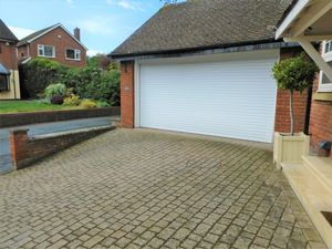 Driveway/Double Garage