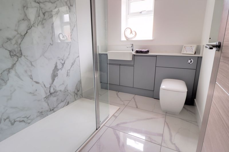Guest Shower Room/W.C