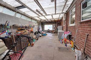 Carport/ Workshop