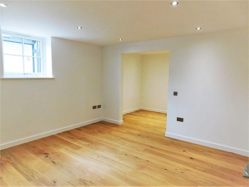 Downstairs Bedroom / Dining Room