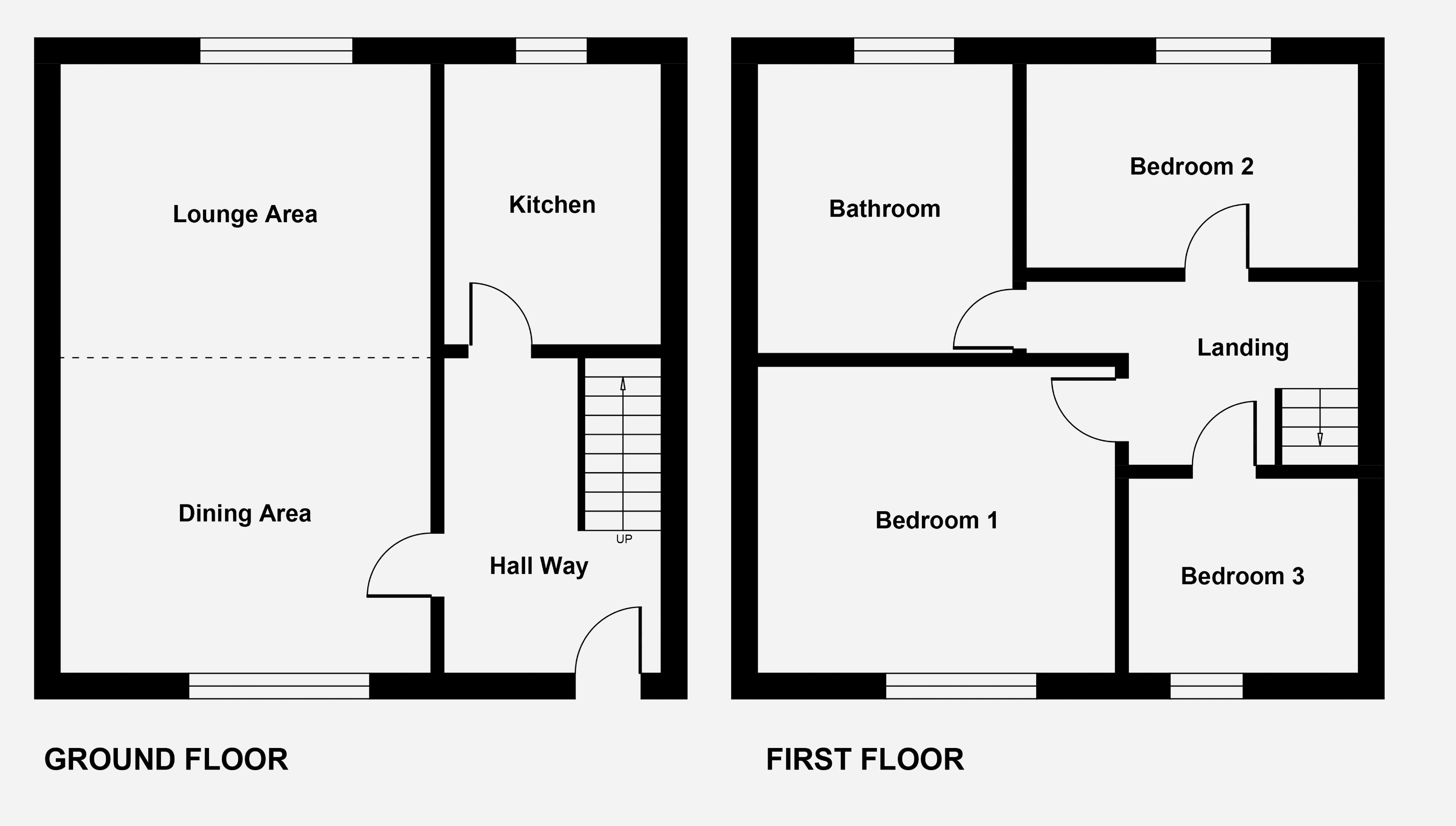 55 Carterways Floor plan