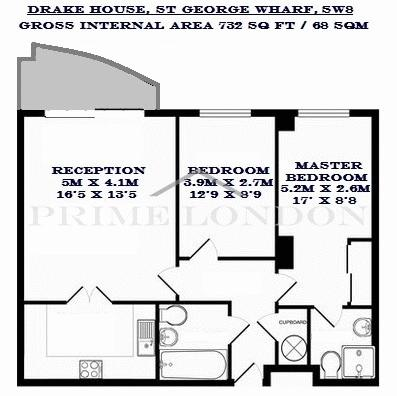 Drake House St George Wharf