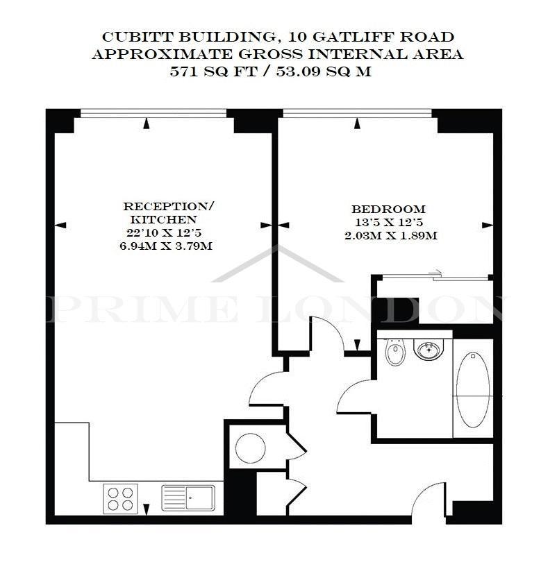 Cubitt Building