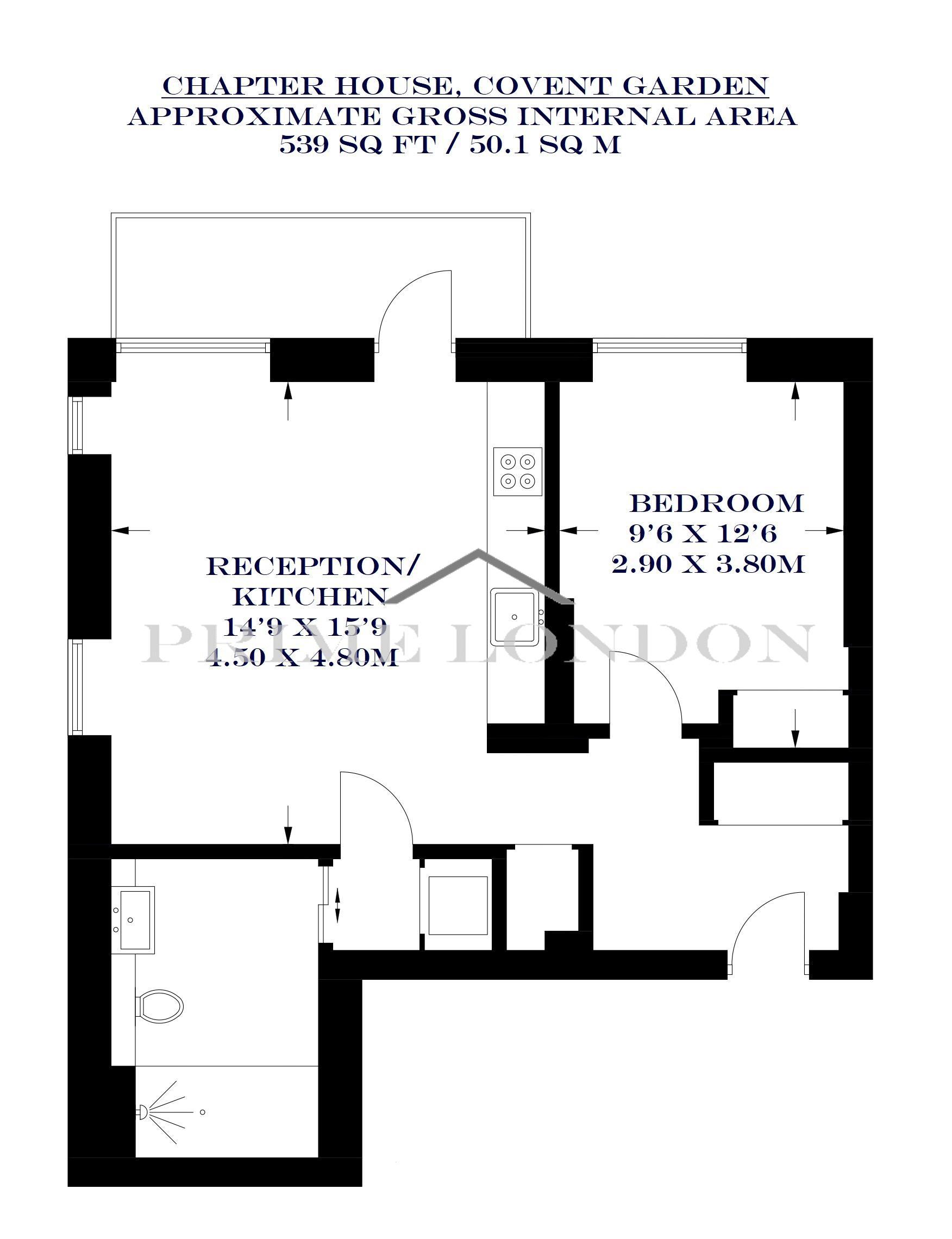 Chapter House 25-37 Parker Street