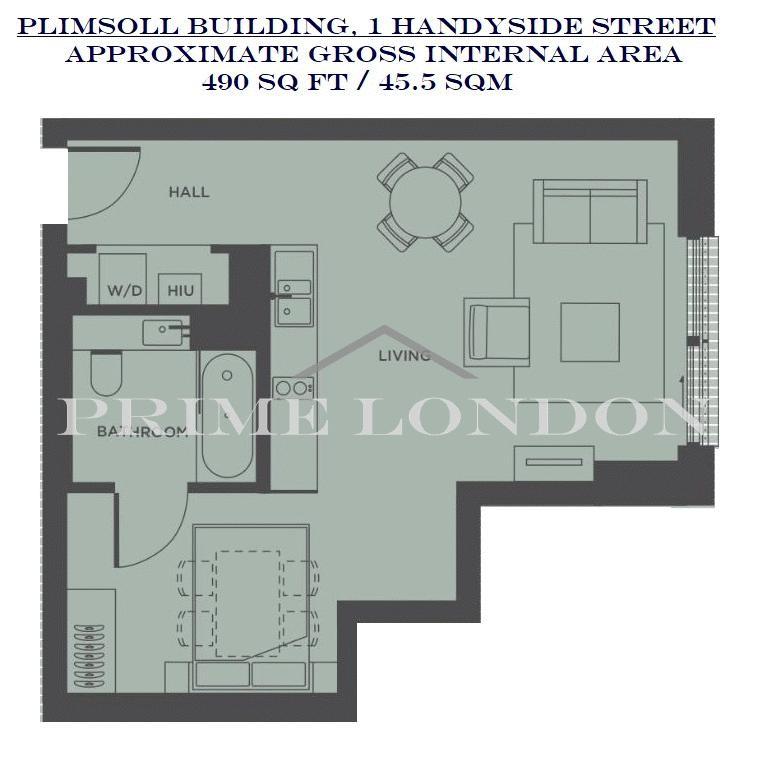 Plimsoll Building 1 Handyside Street