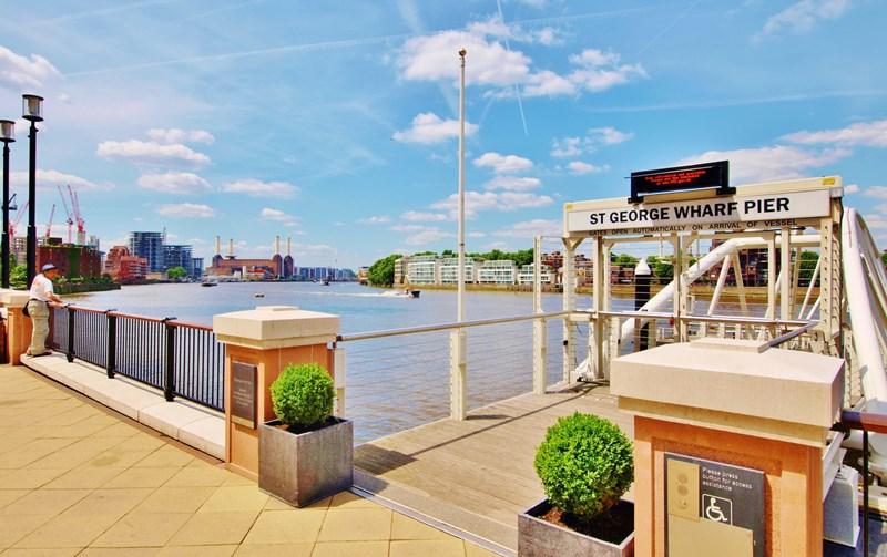 Bridge House St George Wharf