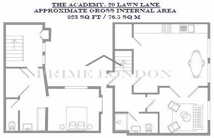 The Academy 20 Lawn Lane