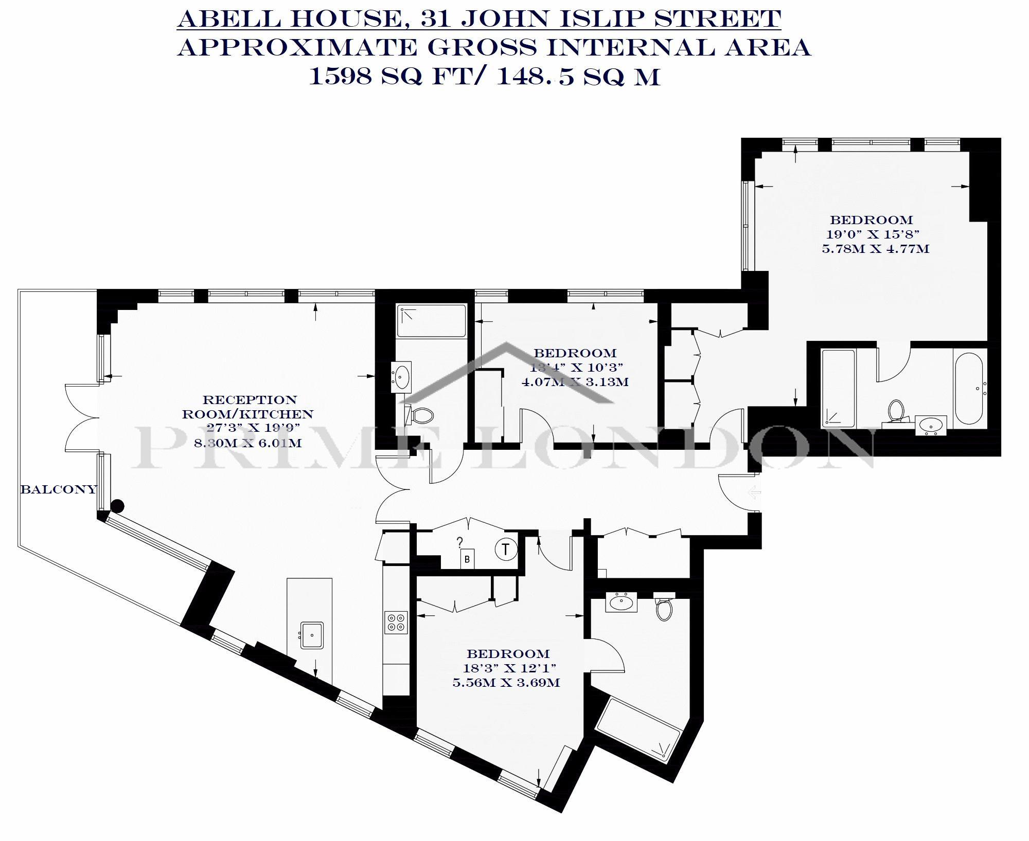 Abell House 31 John Islip Street