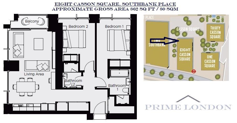 Eight Casson Square