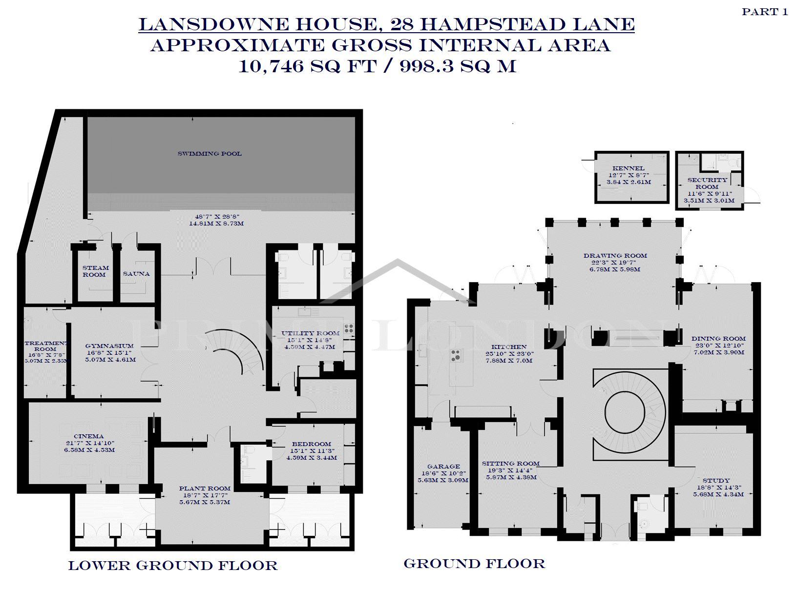 28 Hampstead Lane