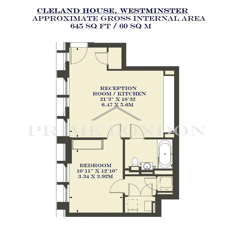 Cleland House 32 John Islip Street