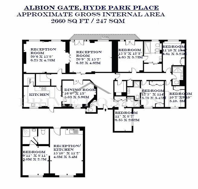 Albion Gate Hyde Park Place