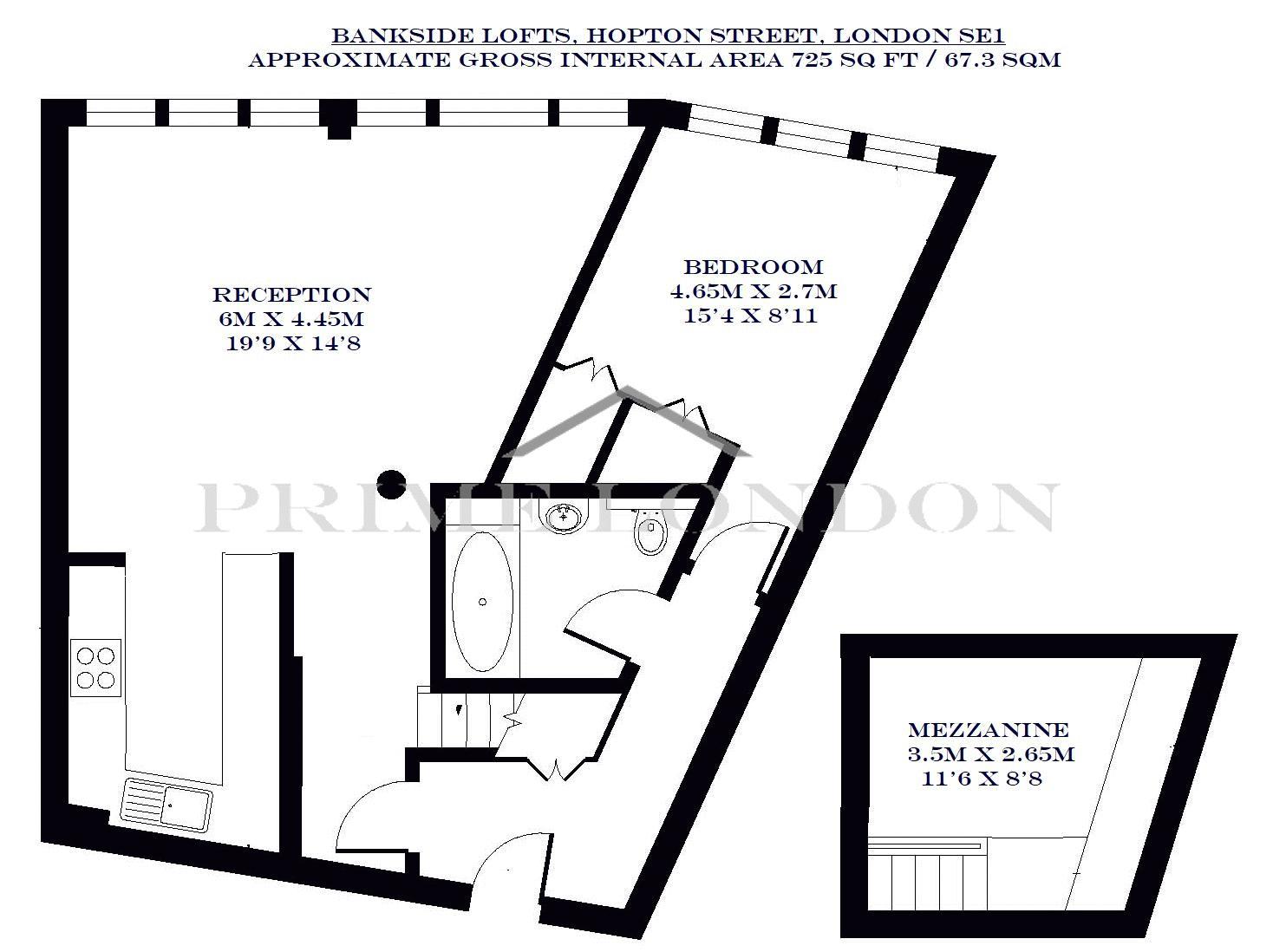 Bankside Lofts 65 Hopton Street