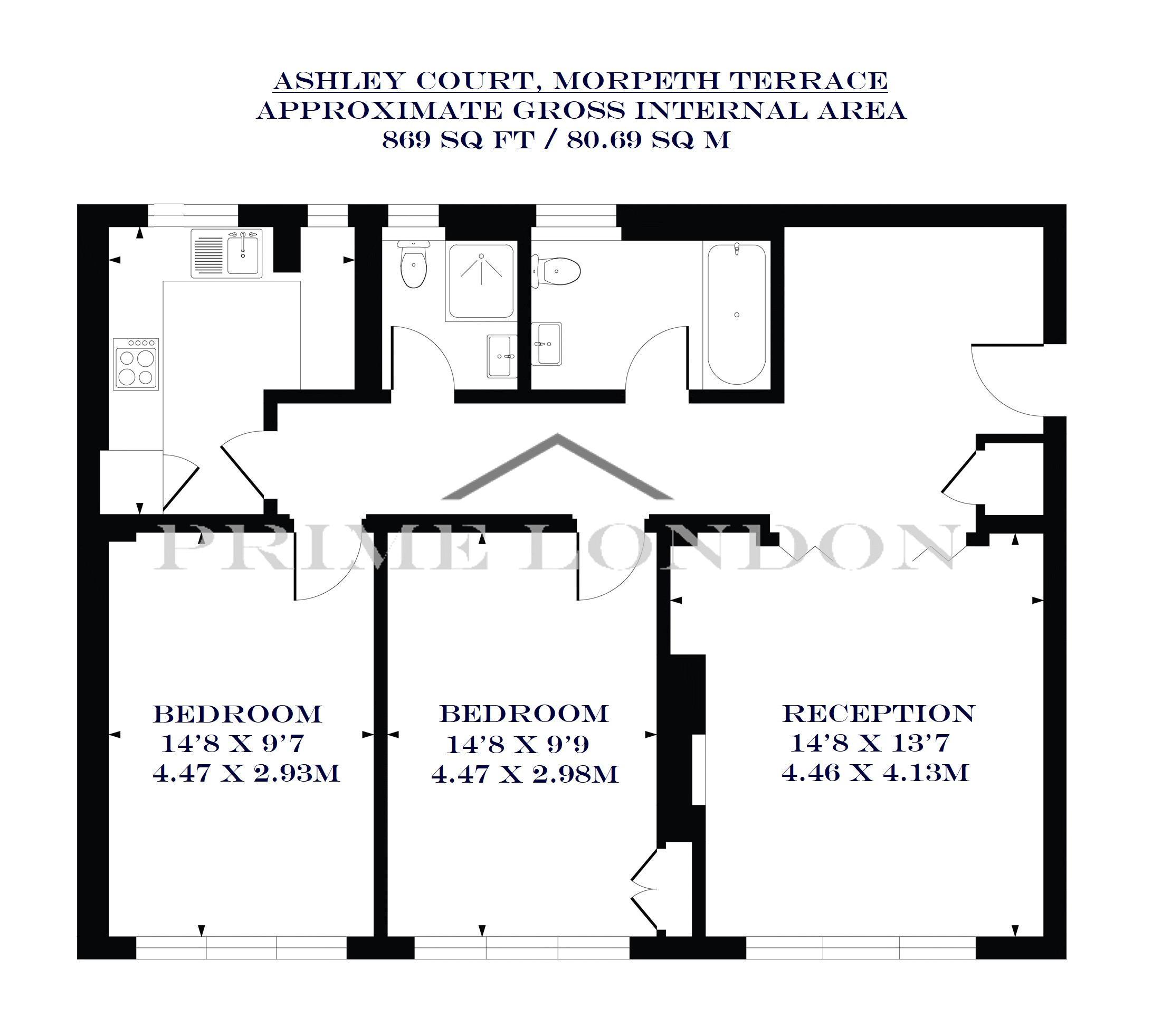 Ashley Court Morpeth Terrace