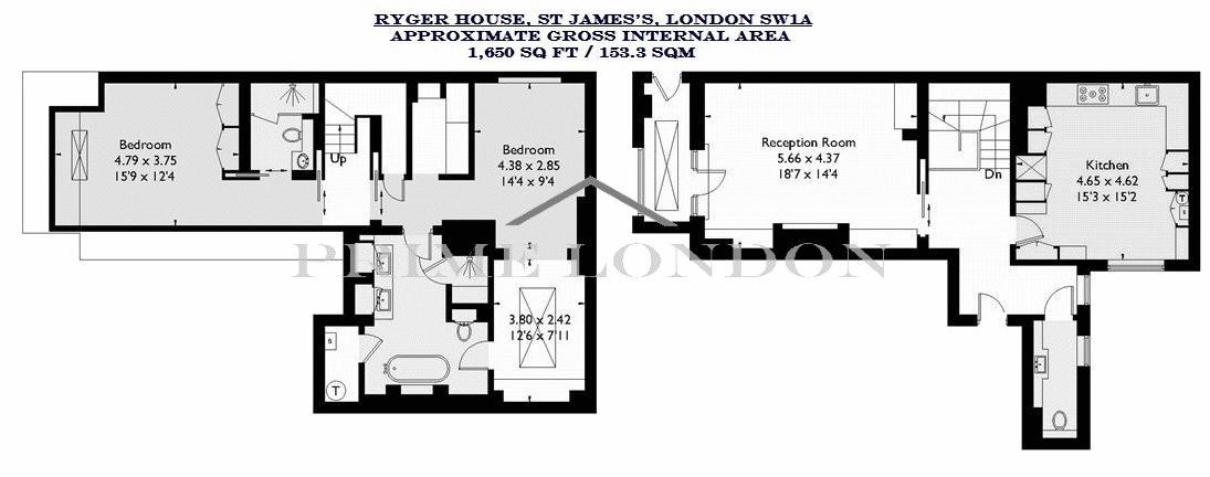 Ryger House 11 Arlington Street