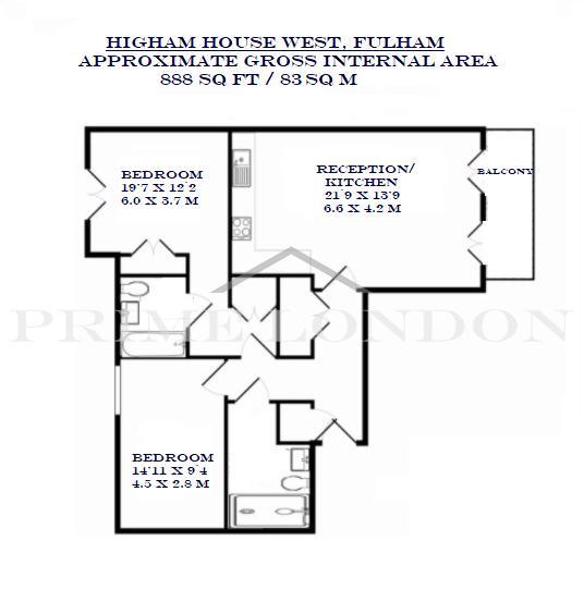 Higham House West 102 Carnwath Road
