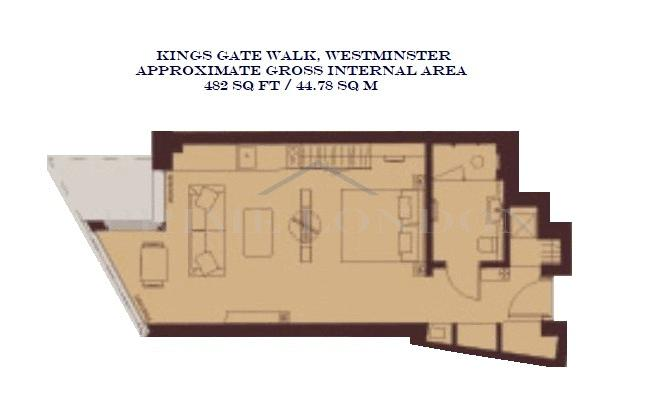 Kings Gate Walk