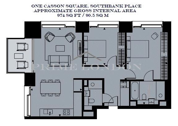One Casson Square
