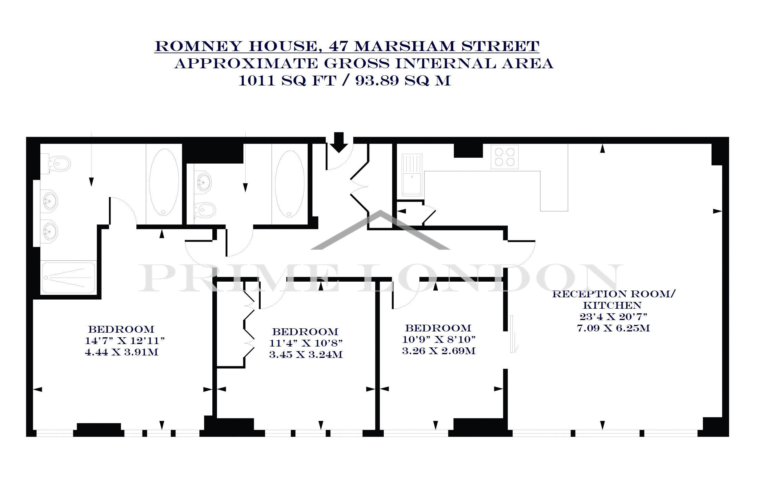 Romney House 47 Marsham Street