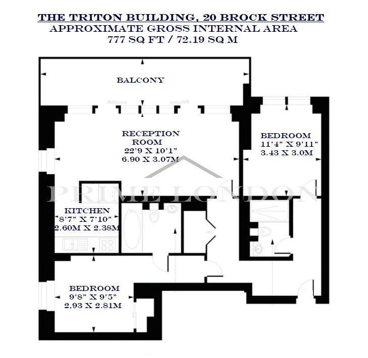 The Triton Building 20 Brock Street