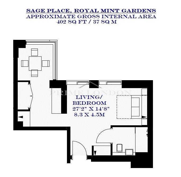 Sage Place Royal Mint Gardens
