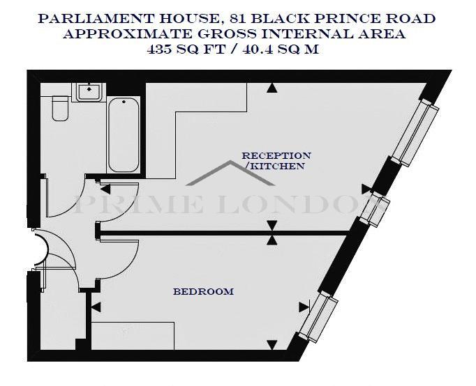 Parliament House 81 Black Prince Road