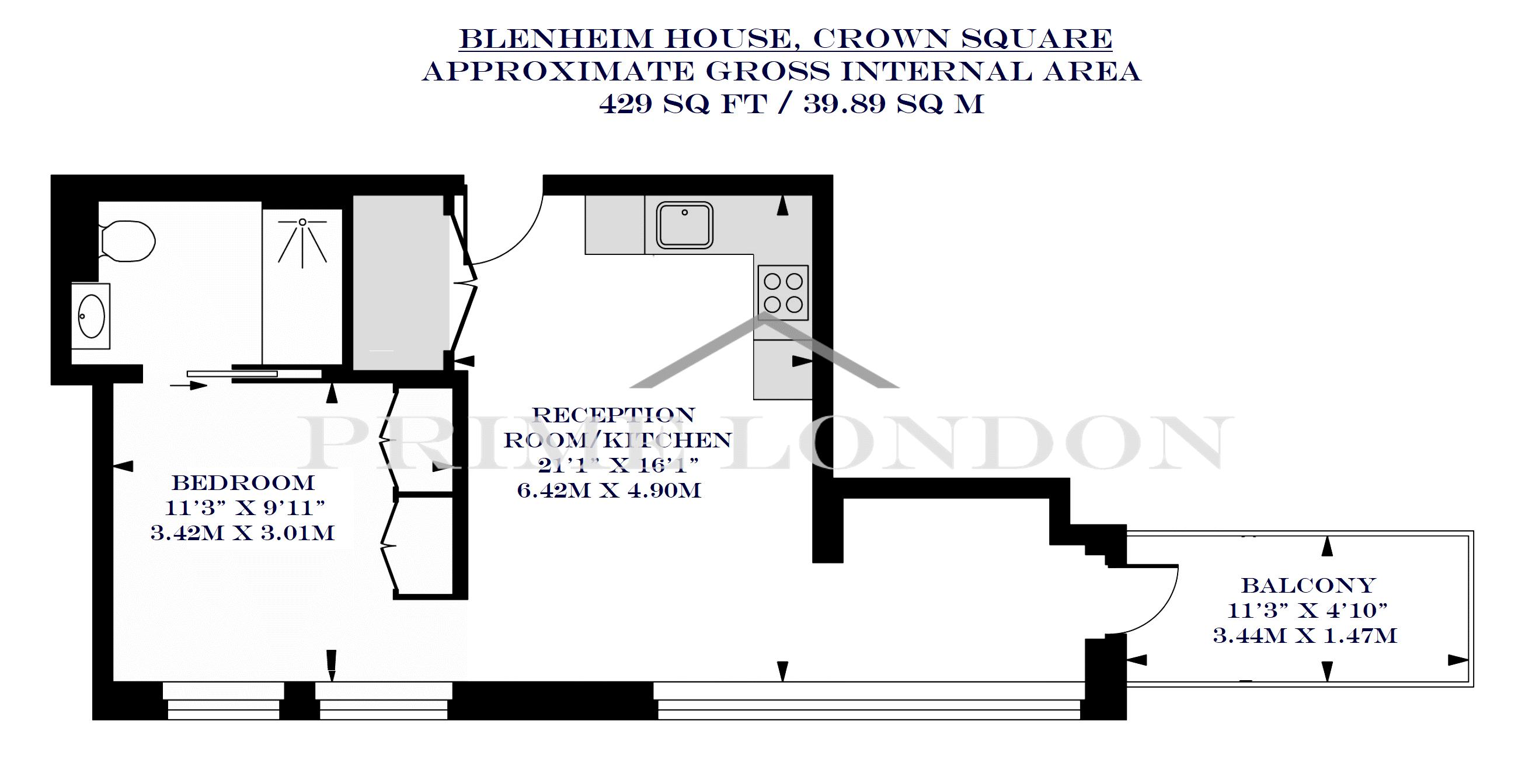 Blenheim House Crown Square