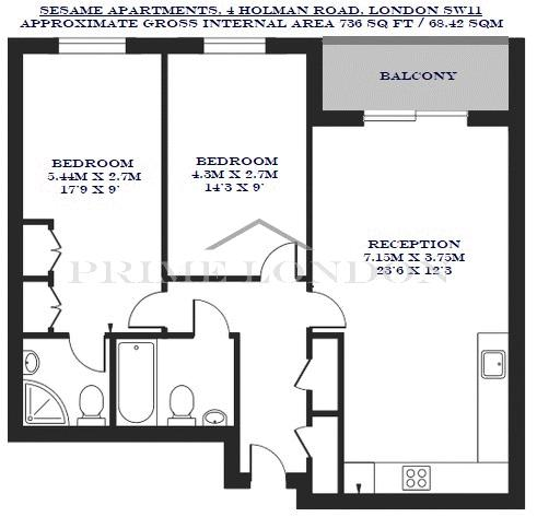 Sesame Apartments 4 Holman Road