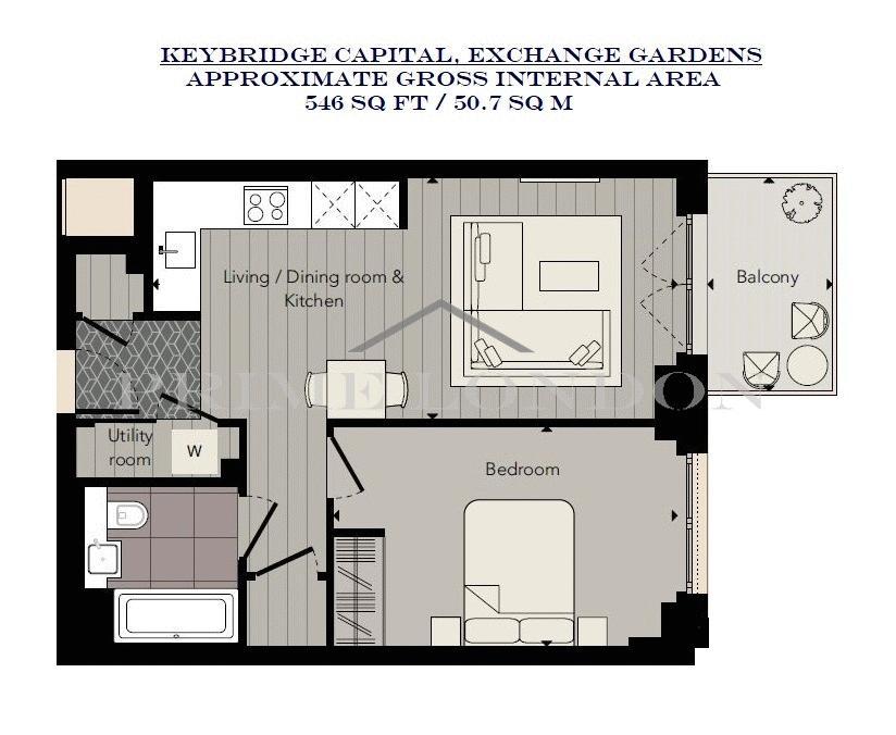Keybridge Capital Exchange Gardens