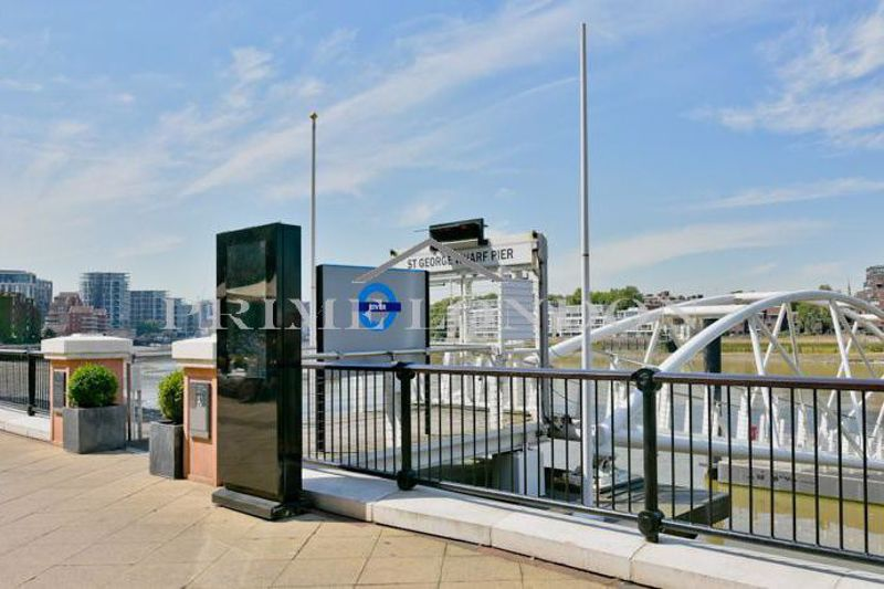 Ensign House St George Wharf
