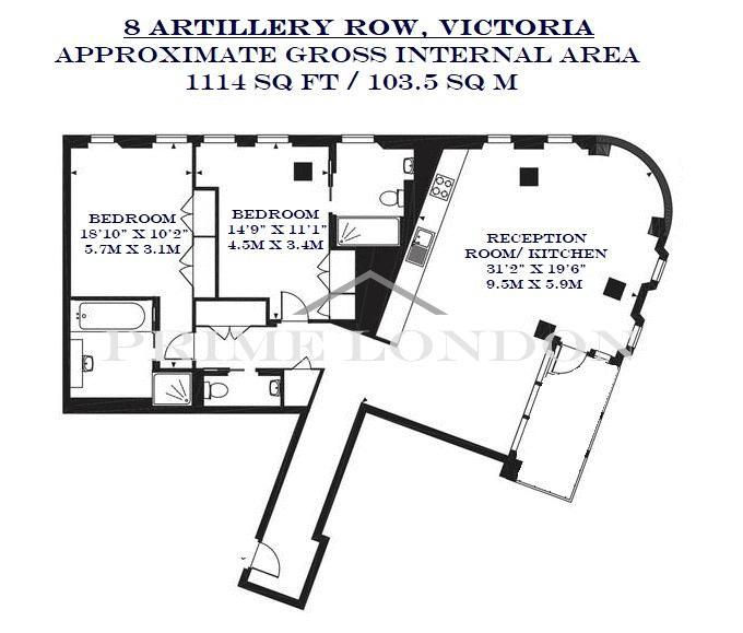 8 Artillery Row