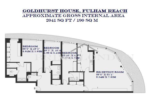 Goldhurst House Parr's Way
