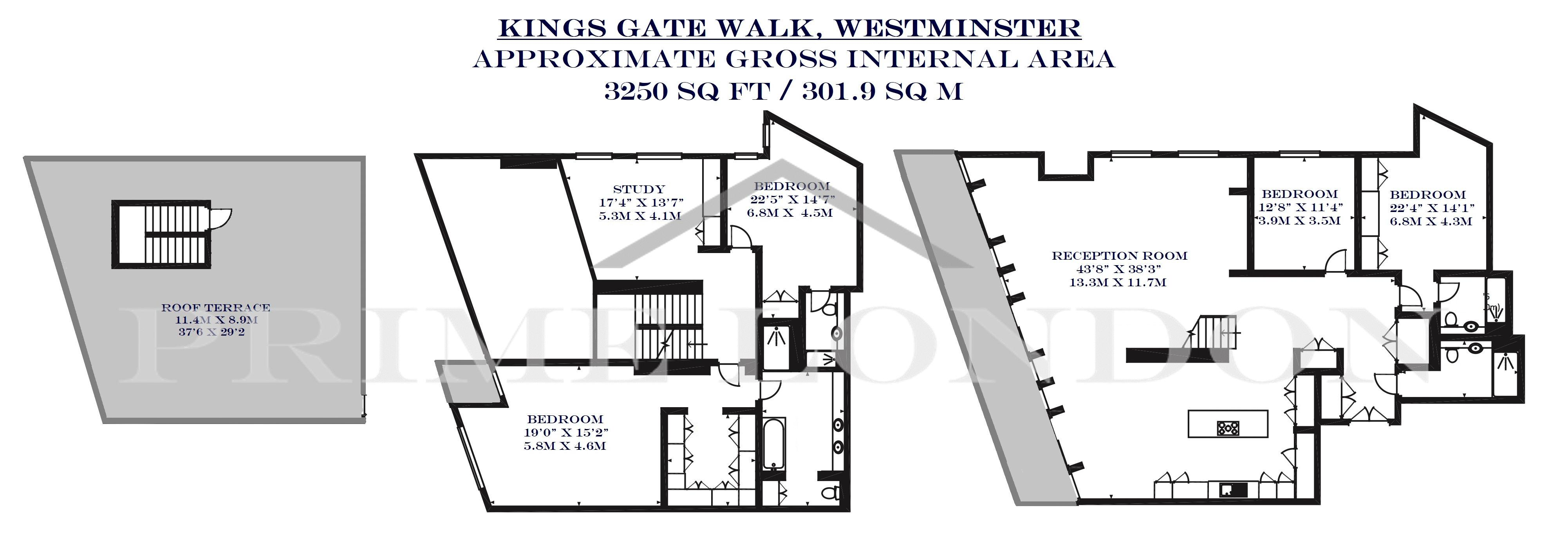Kings Gate Walk