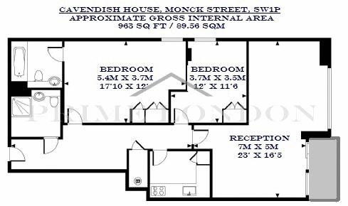 Cavendish House 31 Monck Street