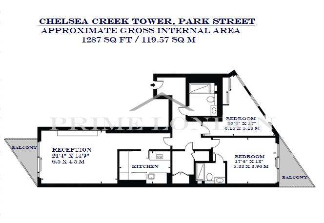 Chelsea Creek Tower 12 Park Street