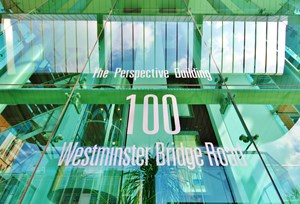 The Perspective Building 100 Westminster Bridge Road