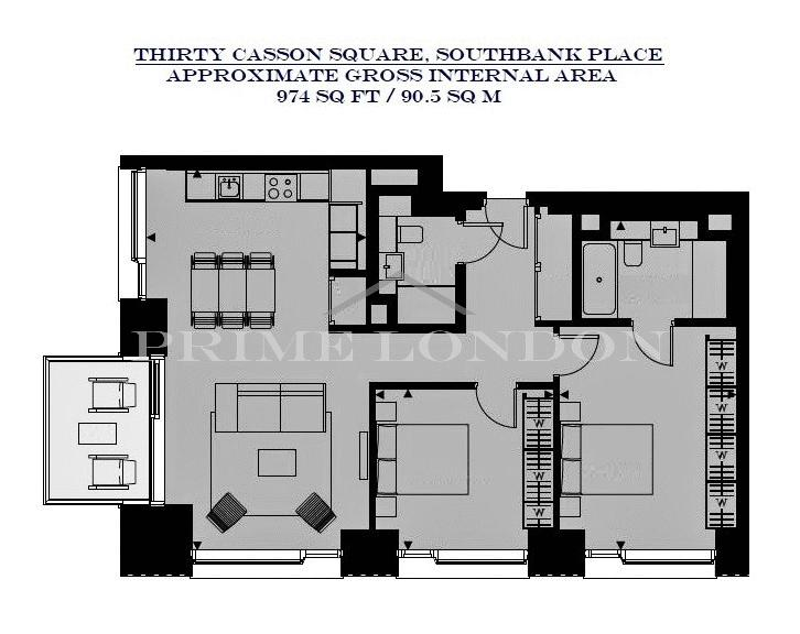 Thirty Casson Square