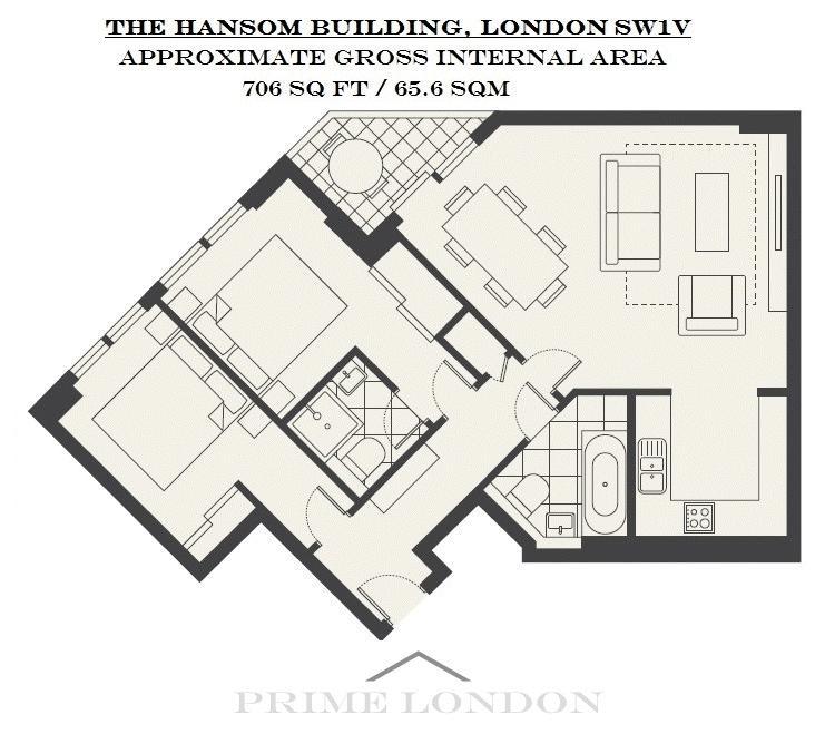 The Hansom Building 4 Bridge Place