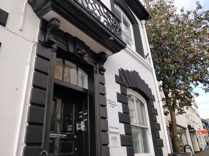 Office 4, 50 Fore Street