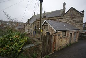 Rear of Fore Street