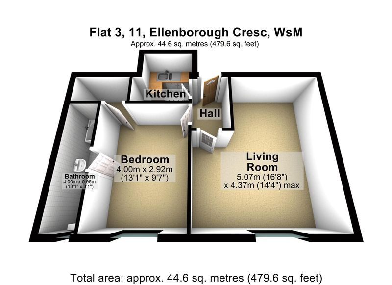 Ellenborough Crescent