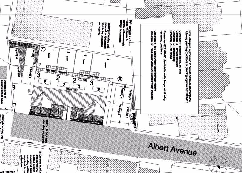 Albert Mews, Albert Avenue