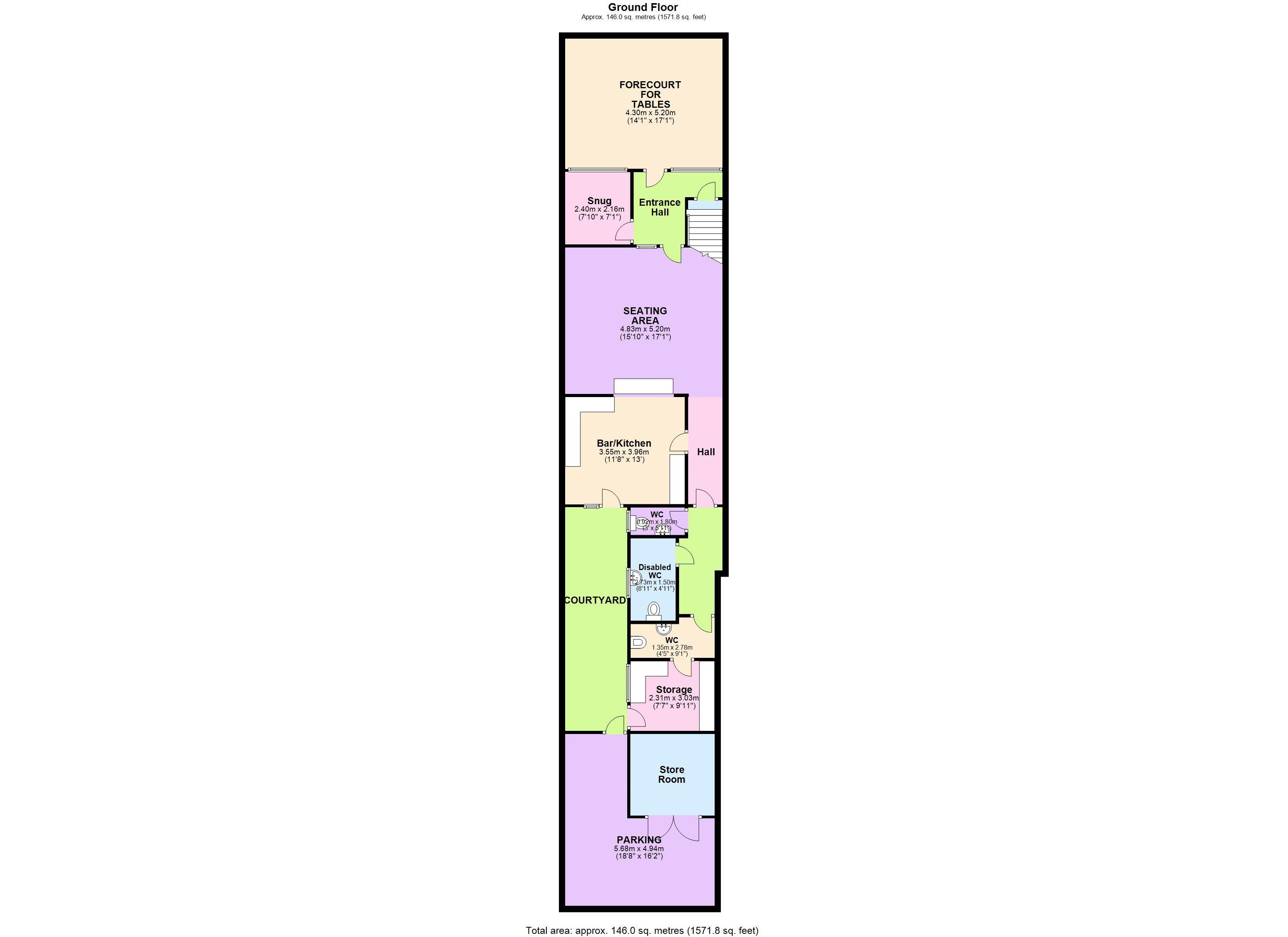 Ground Floor Floor Plan