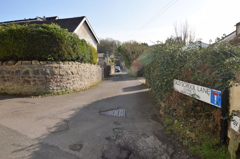 Old School Lane Bleadon