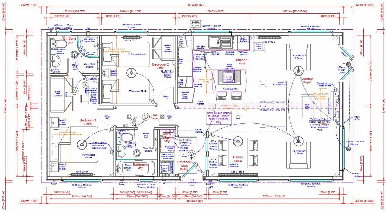 Burleigh Floor Plan