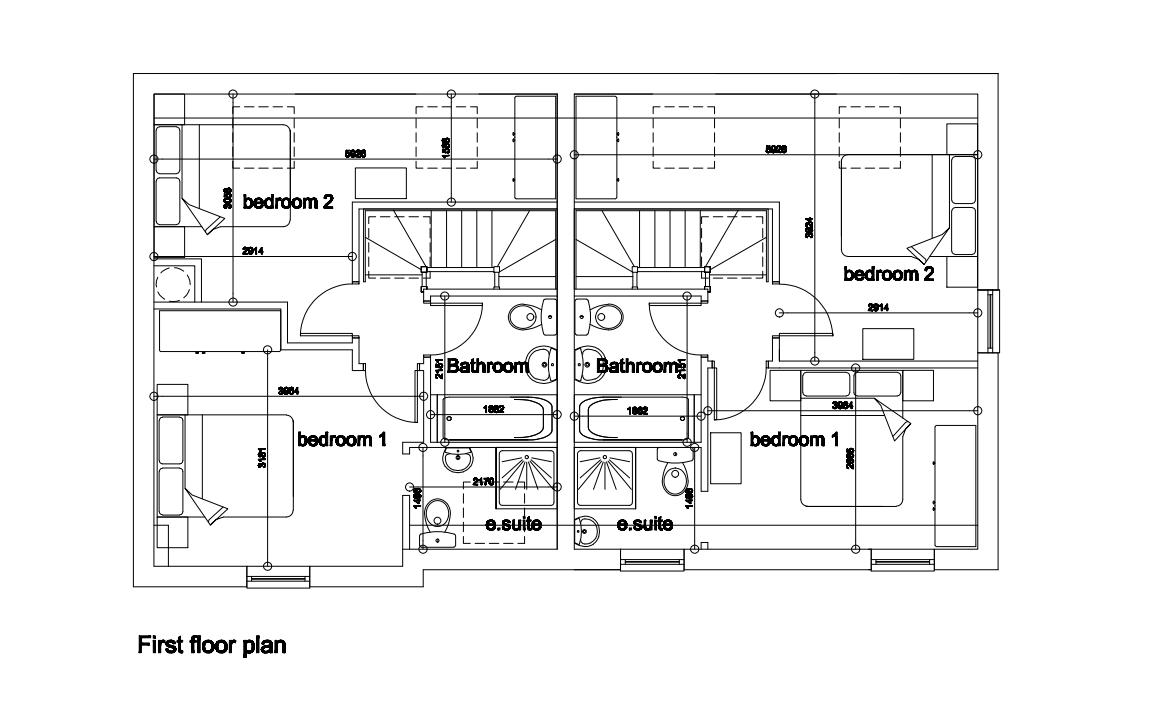 First Floor Proposed Plan