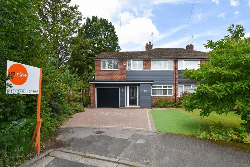 Forest Drive Timperley